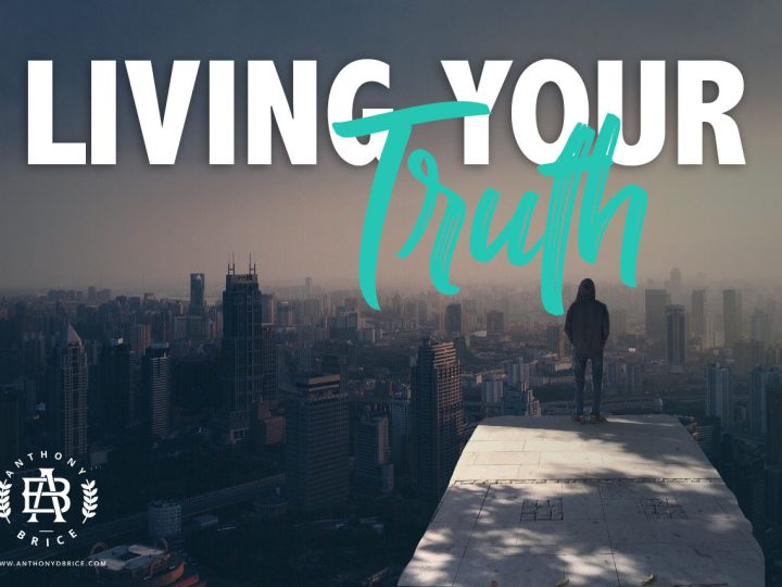 Finding Your Purpose and Living Your Truth: Part II [VIDEO]